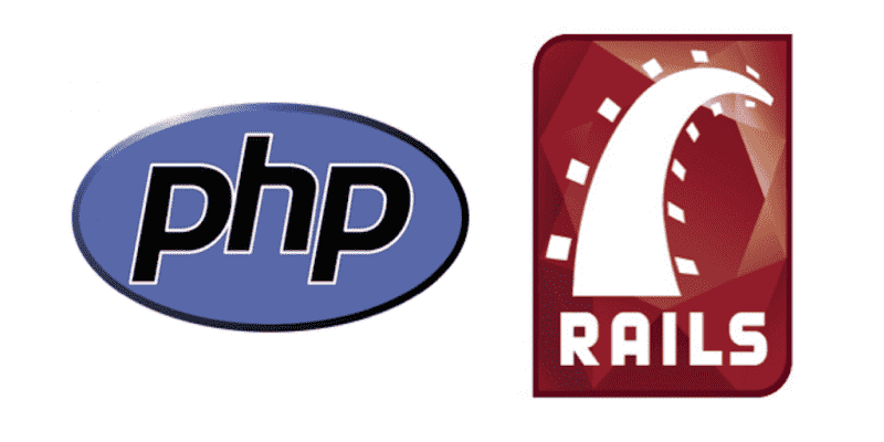 PHP vs Ruby on Rails