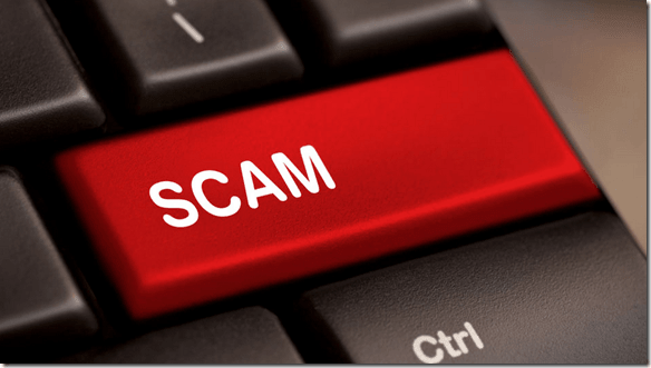 How to spot email scams